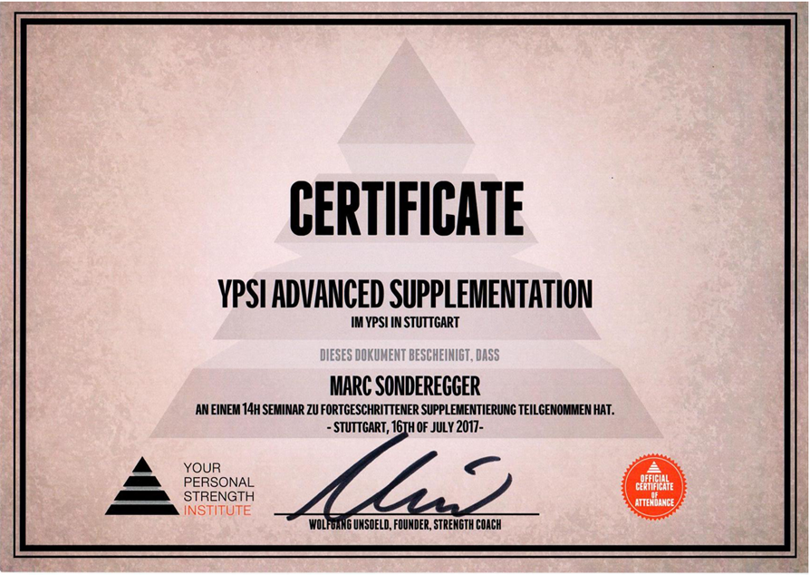 YPSI_Advanced_Supplementation
